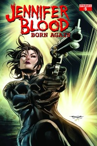 JENNIFER BLOOD BORN AGAIN #5 (OF 5)