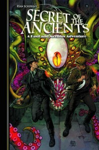 ADVENTURES OF BASIL AND MOEBIUS HC VOL 03 SECRETS OF THE ANCIENTS