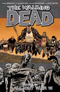 WALKING DEAD TP VOL 21 ALL OUT WAR PART 2