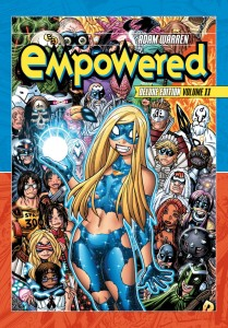 EMPOWERED DELUXE EDITION HC VOL 02