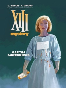 XIII: MYSTERY - MARTHA SHOEBRIDGE