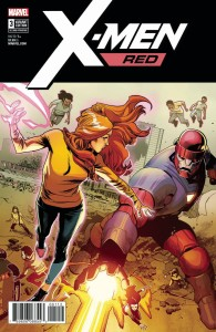 X-MEN RED #3 2ND PTG ASRAR VAR LEG