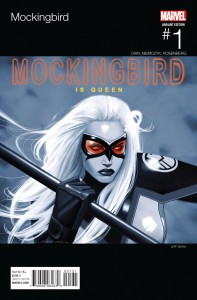 MOCKINGBIRD #1 DEKAL HIP HOP VAR (STAN VF)