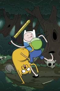 ADVENTURE TIME #66 SUBSCRIPTION BILLS VAR