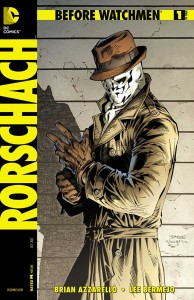 BEFORE WATCHMEN RORSCHACH #1 (OF 4) JIM LEE VAR ED
