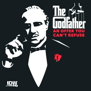 GODFATHER AN OFFER YOU CANT REFUSE CARD GAME