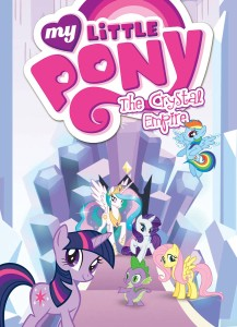 MY LITTLE PONY TP VOL 05 CRYSTAL EMPIRE