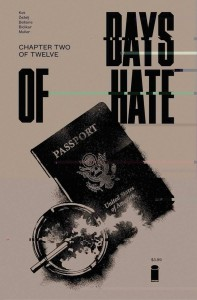 DAYS OF HATE #2 (OF 12)