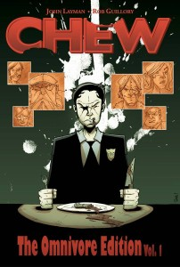 CHEW OMNIVORE EDITION HC VOL 01