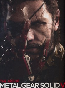 ART OF METAL GEAR SOLID V HC