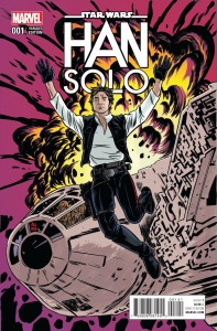 STAR WARS HAN SOLO #1 (OF 5) ALLRED VAR