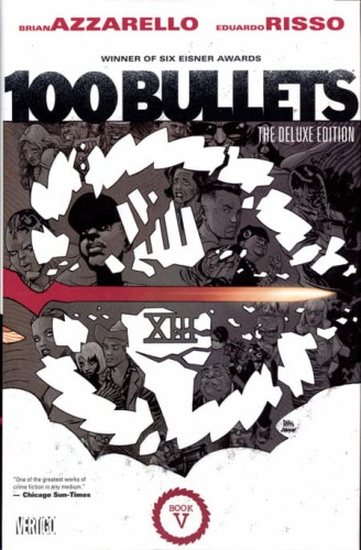 100 BULLETS DELUXE EDITION BOOK 5 HC