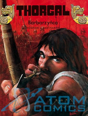 Thorgal Tom 27 Barbarzyńca HC