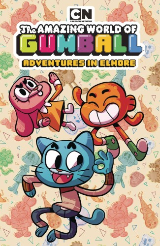 AMAZING WORLD GUMBALL ADVENTURES ELMORE GN