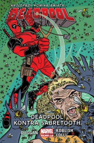 Deadpool Vol 2 Tom 3 Deadpool kontra Sabretooth