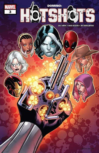 DOMINO HOTSHOTS #3 (OF 5)