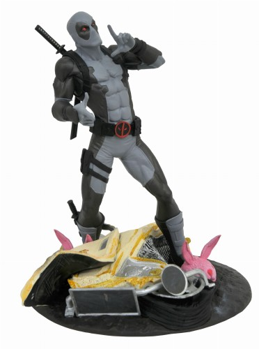 SDCC 2019 MARVEL GALLERY X-FORCE TACO TRUCK DEADPOOL PVC STATUE