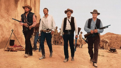 CINEMA RETRO CLASSICS WILD BUNCH