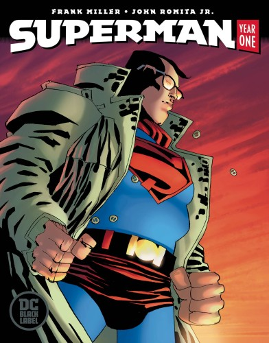 SUPERMAN YEAR ONE #2 (OF 3) MILLER COVER