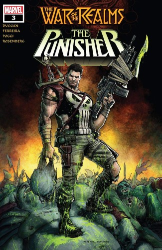 WAR OF REALMS PUNISHER #3 (OF 3)