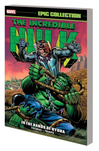 INCREDIBLE HULK EPIC COLLECTION TP IN HANDS OF HYDRA