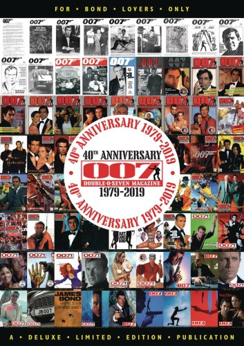 007 MAGAZINE 40TH ANN SPECIAL