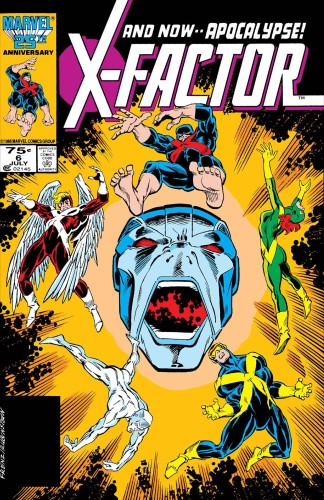 TRUE BELIEVERS X-MEN APOCALYPSE #1