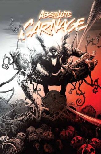 ABSOLUTE CARNAGE #1 (OF 5) STEGMAN PREMIERE VAR AC