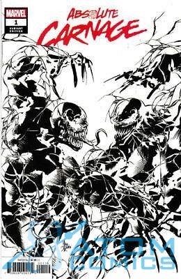 ABSOLUTE CARNAGE #1 (OF 5) PARTY SKETCH VAR AC