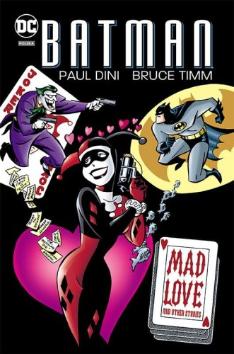 DC Deluxe Batman - Mad Love