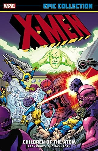 X-MEN EPIC COLLECTION TP CHILDREN OF ATOM NEW PTG