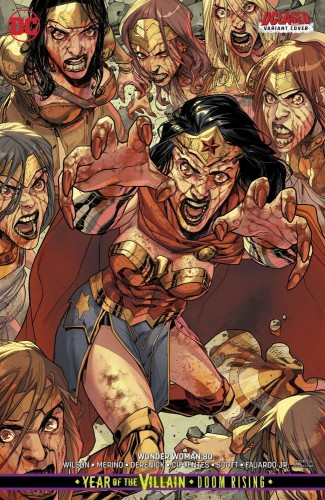 WONDER WOMAN #80 VAR ED