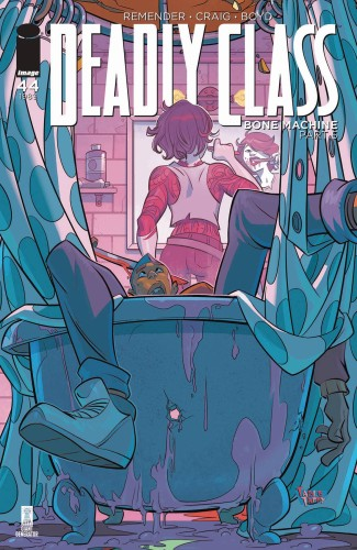 DEADLY CLASS #44 CVR B GALLOWAY