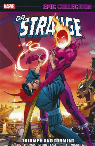 DOCTOR STRANGE EPIC COLLECTION TP TRIUMPH AND TORMENT