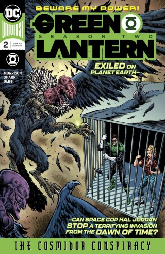 GREEN LANTERN SEASON 2 #2 (OF 12)