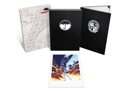 UMBRELLA ACADEMY APOCALYPSE SUITE DLX LTD HC VOL 01