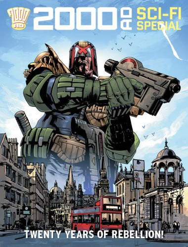 2000 AD SUMMER SCI-FI SPECIAL 2020 TP