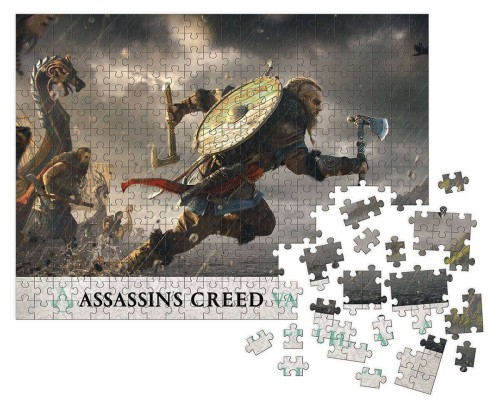 ASSASSINS CREED VALHALLA FORTRESS ASSAULT PUZZLE