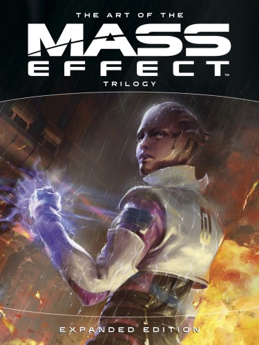 ART OF MASS EFFECT TRILOGY EXPANDED ED HC