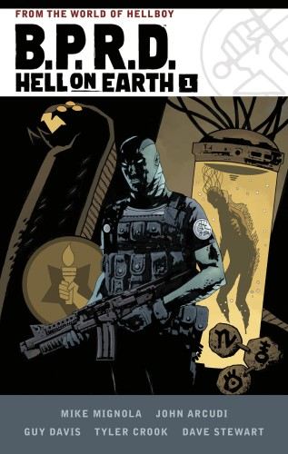 BPRD HELL ON EARTH TP VOL 01