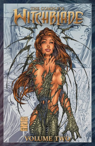 COMP WITCHBLADE HC VOL 02