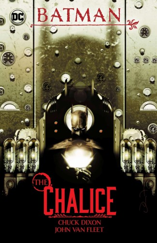 BATMAN THE CHALICE TP