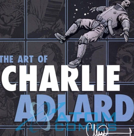 ART OF CHARLIE ADLARD HC