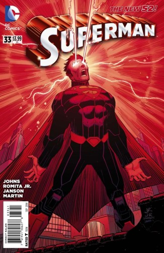 SUPERMAN #33 VAR ED (N52)