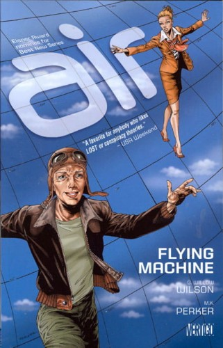 AIR TP VOL 02 FLYING MACHINE