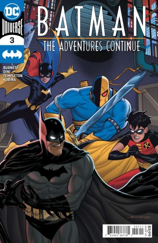 BATMAN THE ADVENTURES CONTINUE #3 (OF 6)