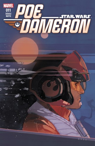 STAR WARS POE DAMERON #11