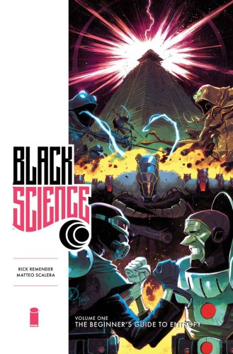 BLACK SCIENCE PREMIERE HC VOL 01 REMASTERED ED