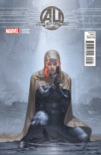 AGE OF ULTRON #2 (OF 10) VAR