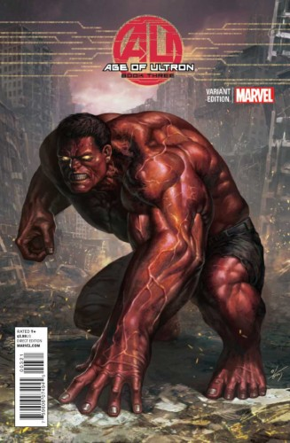 AGE OF ULTRON #3 (OF 10) VAR